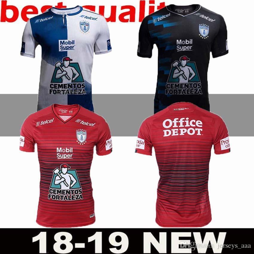 a6dd01deba5 2019 Thai 2019 LIGA MX Club America Soccer Jersey 18 19 Club Futbol Chivas  UNAM Pachuca Necaxa Laguna Tigres UANL Monterey Tijuana Shirt Uniform From  ...
