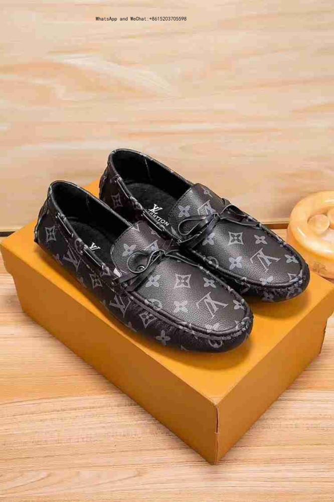 Men Shoes Men Dress Shoes Brown Black Pointed Toe Work Shoe Business