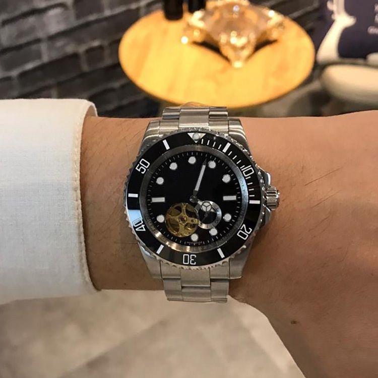 c14b89345414 Compre Reloj De Hombre De Zafiro De Lujo