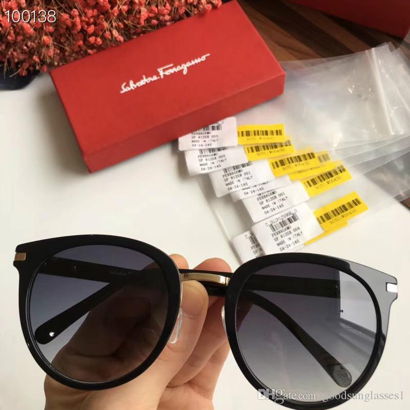 d43c4160d4e2 Роскошные 812 солнцезащитные очки для женщин дизайн бренда популярная мода  лето ...