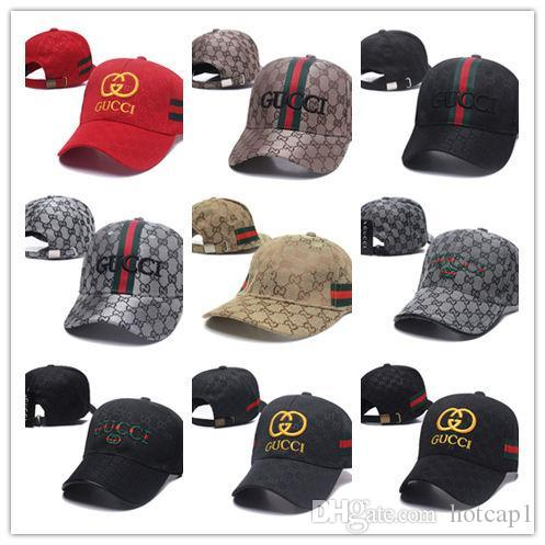 83afc0e3666 Top Selling Sports Baseball Cap Blank Plain Solid Snapback Golf Ball Street Hat  Men Women Hat Embroidery Cap Rack From Hotcap1