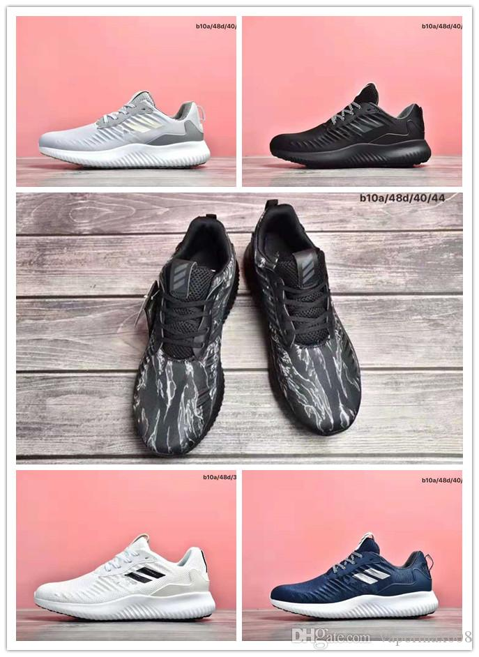 94f0255899086 Brand Name Fashion Alphabounce 1 M Bounce Breathe Sneaker Mens Sneaker Men S  High Quality Running Sport Shoes Size36 45 Womens Running Shoes Sport Shoes  ...