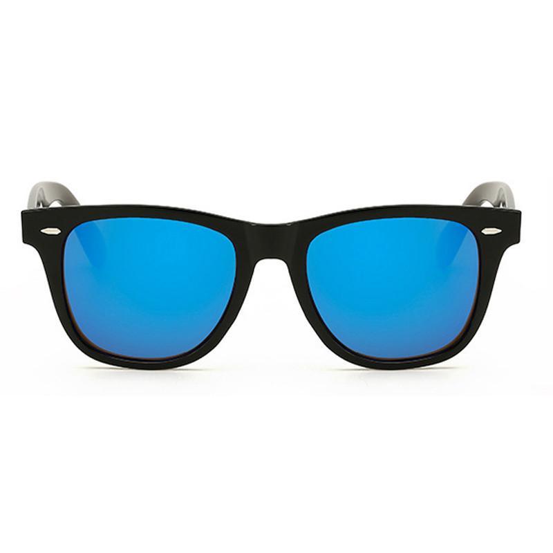 a428c6b2f0 Half Metal Fashion Sunglasses Men Women Brand Designer Retro Rivet High  Quality Lens Classic Sun Glasses Female Oculos UV400