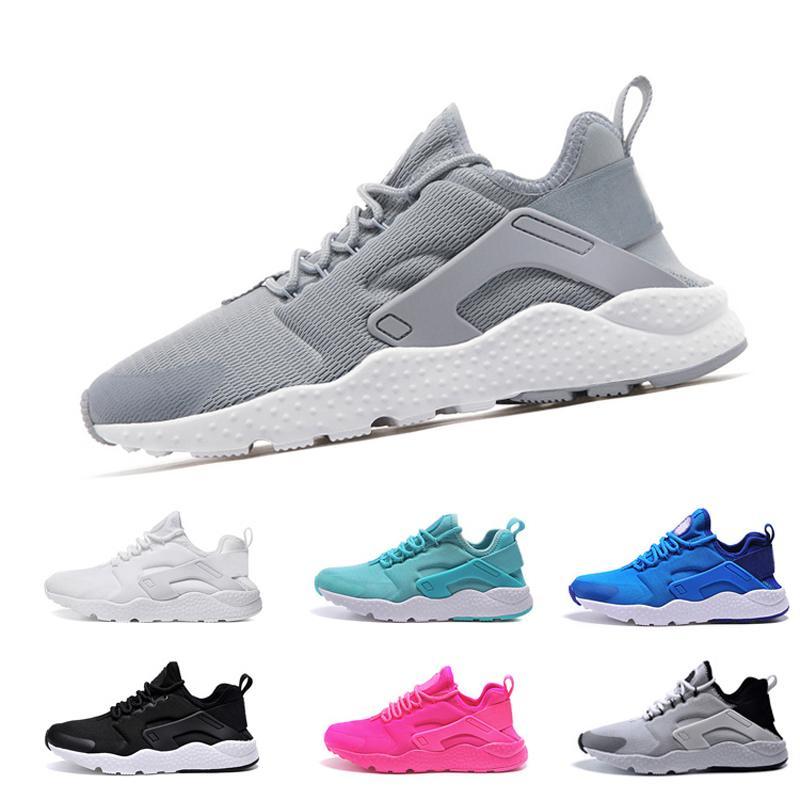 446654e7faf9 2019 Hot 2018 New Air Huarache Ultra Huaraches Breathe Hurache IV 4.0 3.0 Running  Shoes Men Women Huraches Sports Sneakers Size 36 45 From ...