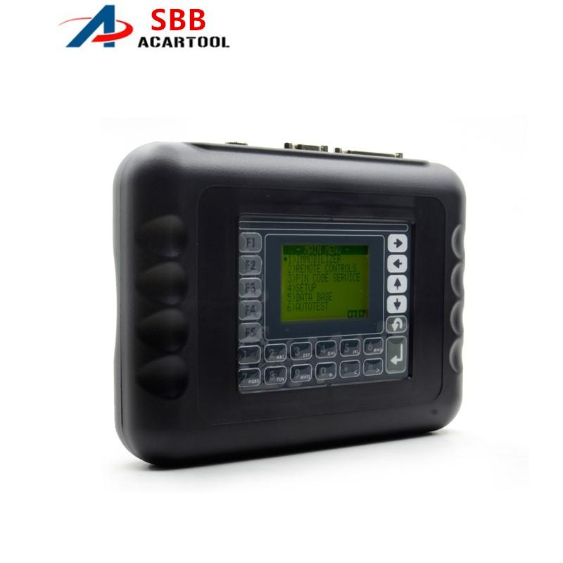 V46.02 SBB Key Programmer Update Of for Silca SBB V33.02 PRO2 Key Transponder SBB V33.01 Same Function As CK100 46.02 Key Maker