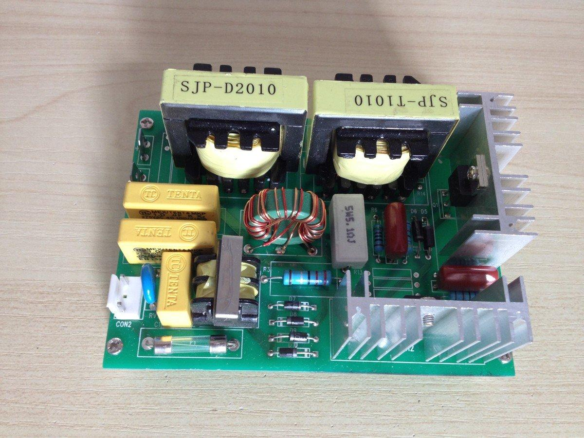 2019 the main board of the ultrasonic cleaner is 120w high power pcb