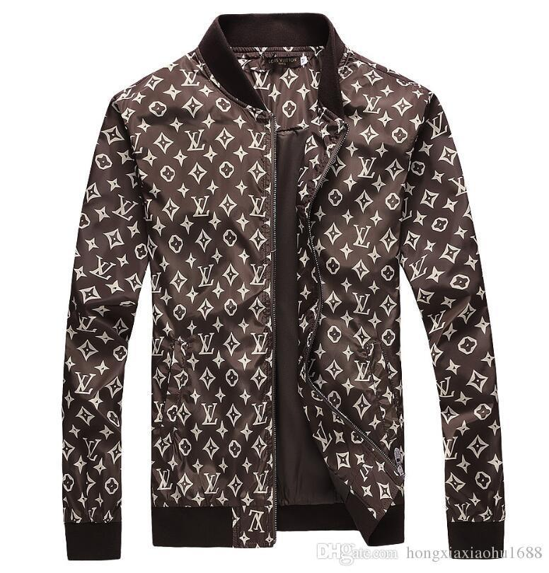 c030ba68e1 New Fashion Women And Men Casual Jacket Windproof Waterproof Luxury Brand  Unisex Coat Tops G4238 109+89 Online with $118.39/Piece on Baiwan1's Store  ...