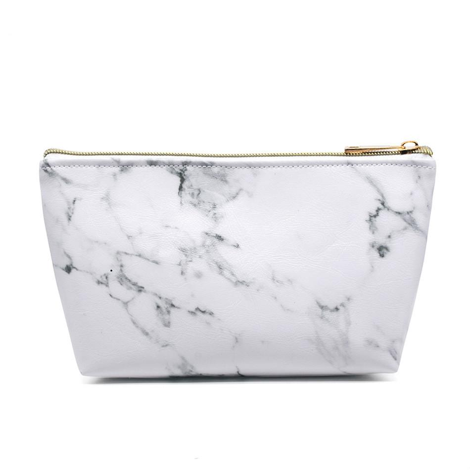 Women Travel Large Cosmetic Makeup Bag Zipper Purse Small Make Up Bags Beauty Organizer Professional Storage Toiletry Handbag