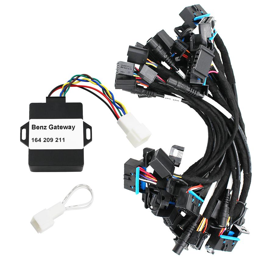 Remarkable 12 Cables Eis Elv Test Cables For Mercedes Benz Works Together With Wiring Database Plangelartorg