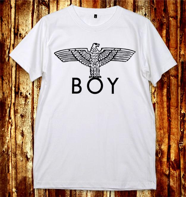 63fe96db3b Boy London Big Eagle Cult Fshion NICKI MINAJ SELFRIDGES U&VNack White Gray  Tee Hilarious T Shirts Designer T Shirt From Beautifulfuture56, $11.63   DHgate.
