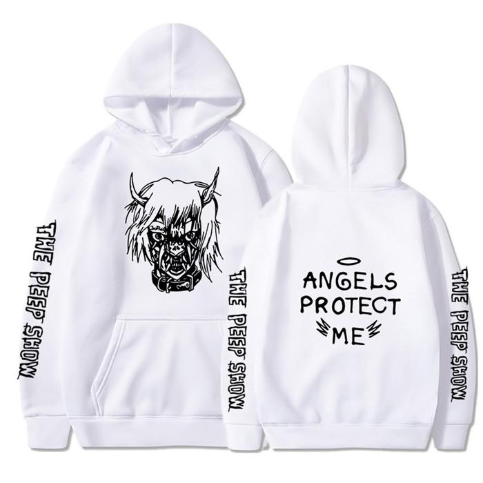 Hot Sale Lil Peep Hooded Men/Women Clothes Harajuku Hip Hop Casual Tops Hoodies Sweatshirts Men Print Plus Size 3XL H17