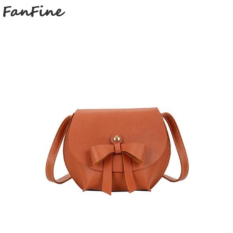 c441fc95c2 FanFine Women Small Mini Bag Korean Style Shell Pack Butterfly Knot Bow Cut  Phone Bags Ladies Crossbody Messenger Shoulder Bag Leather Bags For Women  Womens ...