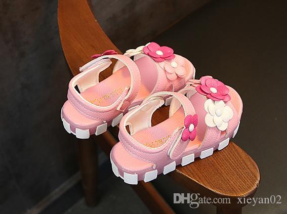 536da1eeb Compre NKRZ Calzado Infantil Sandalias Para Niños Zapatos De Playa Estilo  Bebé A  36.42 Del Xieyan02