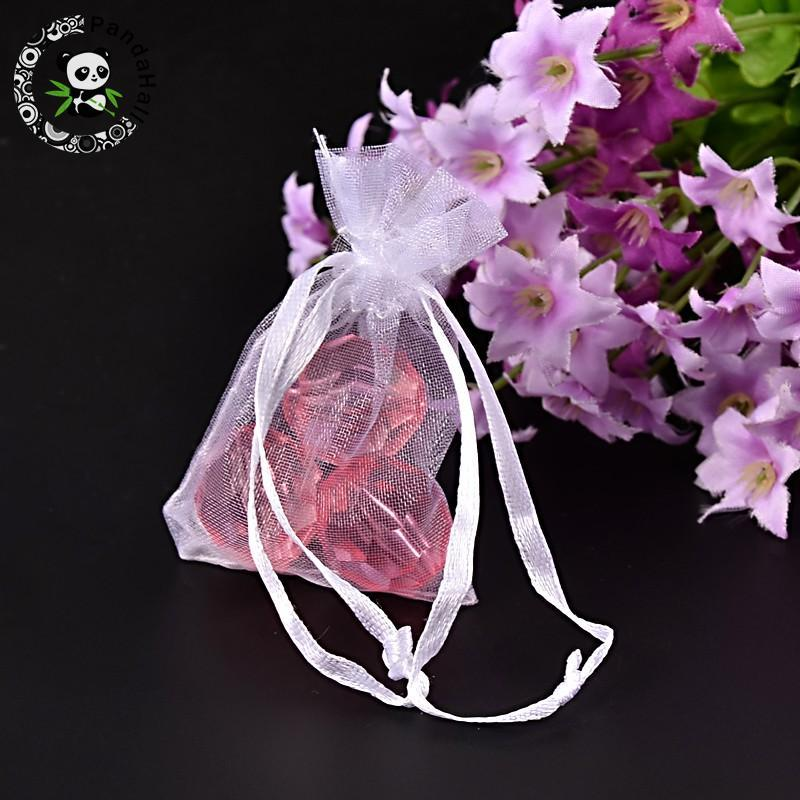 Organza Bags for Jewelry Packaging 7x5cm