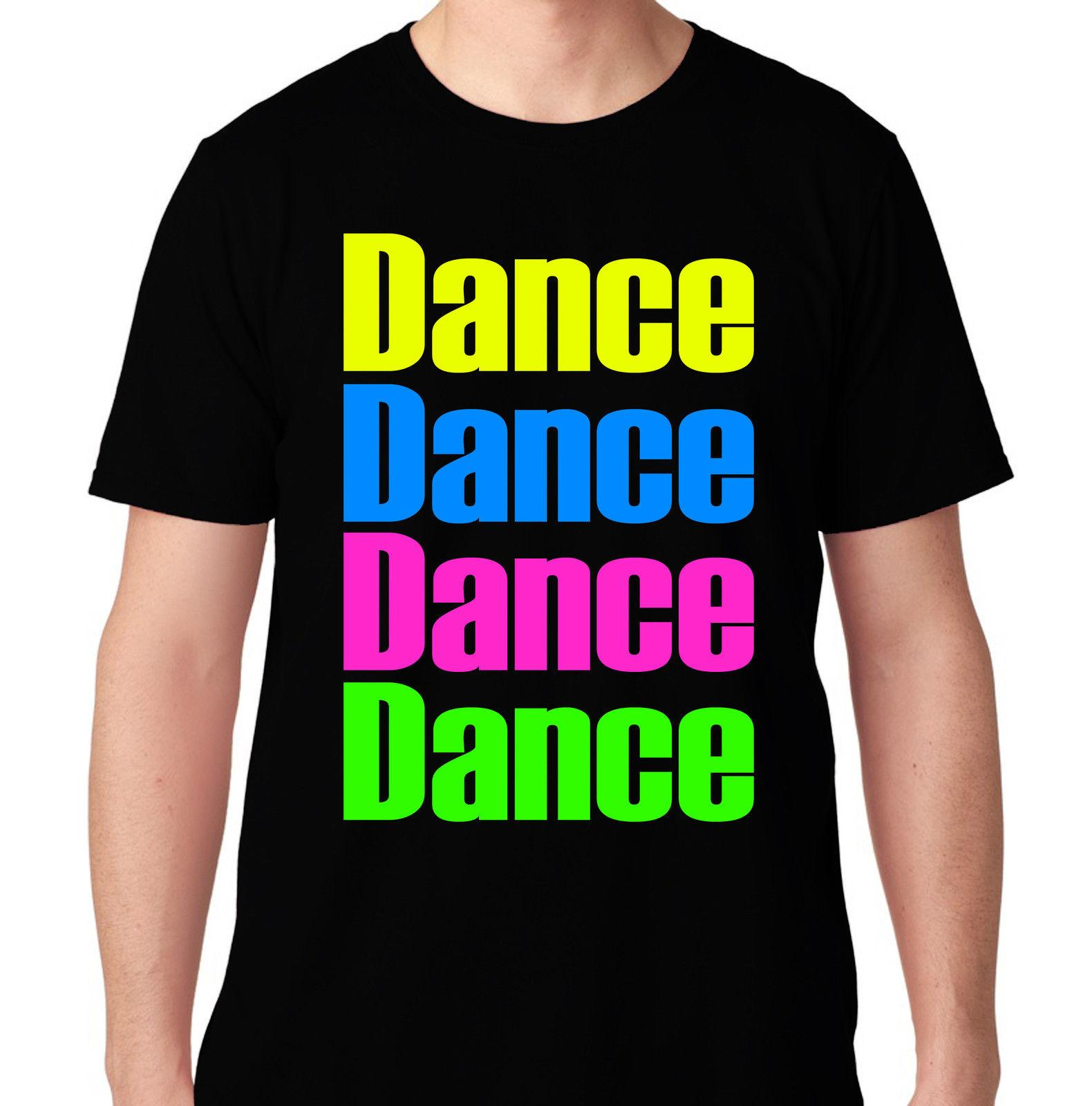 DANCE DANCE BASS EDM MUSIC HOUSE T SHIRT size discout hot new tshirt top  free shipping t-shirt funny 100% Cotton t shirt