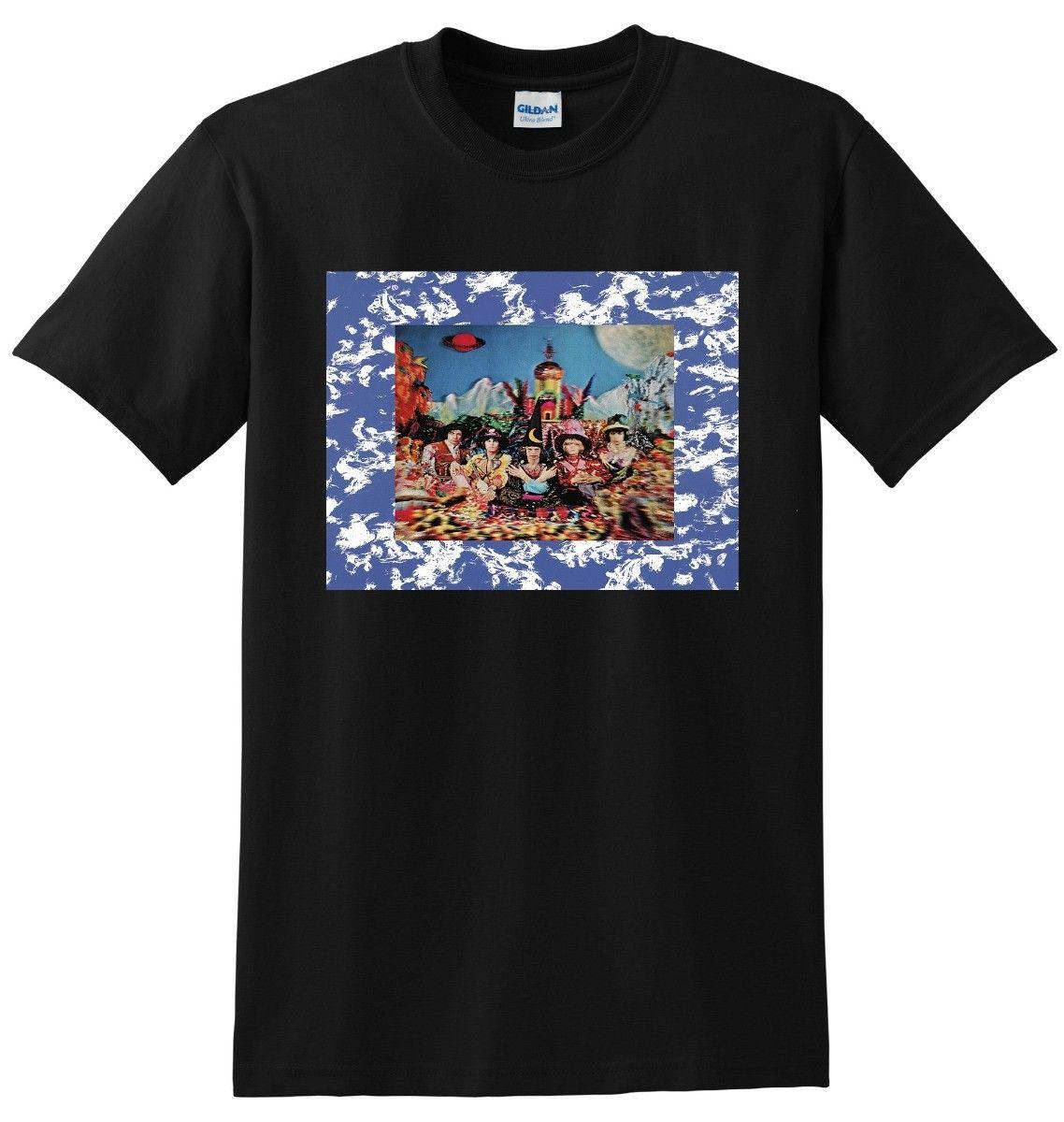 531d070d90c THE ROLLING STONES T SHIRT Their Satanic Majesties Request SMALL MEDIUM L  Or XLALICE IN CHAINS TRI CELL Shirts And T Shirts Buy Cool T Shirts From ...