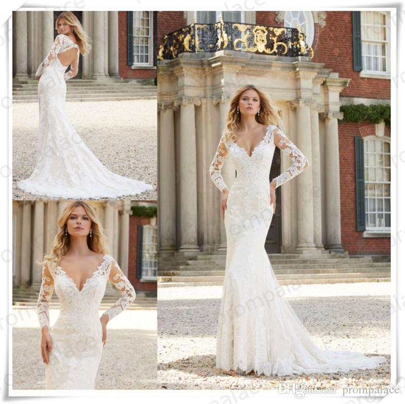 2e2294cbe5d Custome Morilee Mermaid Wedding Dresses 2022 0114 Sweetheart Neck Appliques  Beaded Button Back Lace Bridal Wedding Gowns Wedding Dresses Bride Wedding  ...
