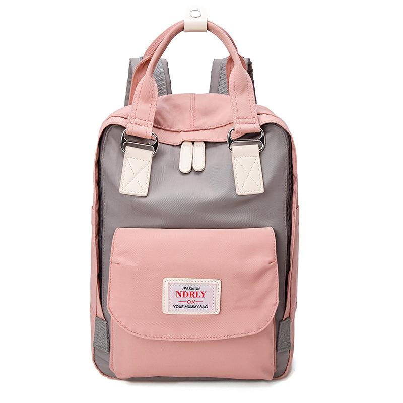 05025195f Pink Girl Oxford Cloth Backpack Women School Bags Female Travel Bag College  For Notebook Computer Bolsa Mochila Feminina Be115 Batman Backpack Running  ...