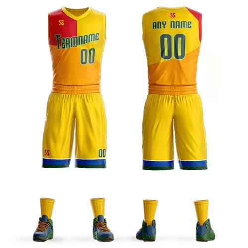 7ae90a1773f 2019 The Latest Bucks Basketball Jersey 3D Printing Design Colorful Ball  Suit Suitable For Summer Suits Casual Ball Suit From Ljtrade