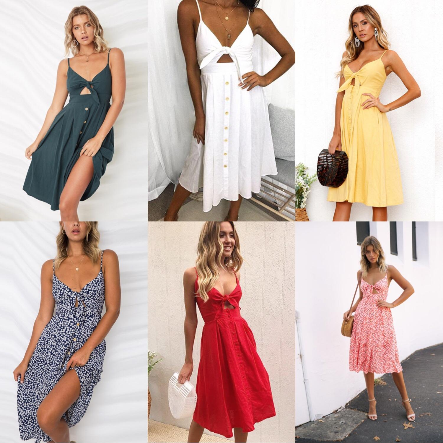 ac5f952ae25 Women Summer Dresses Clothes Stylish Casual Long Dress Backless Lady  Clothing Pocket Catsuit Lingerie Fetish Club Wear Steampunk Bustier Online  with ...