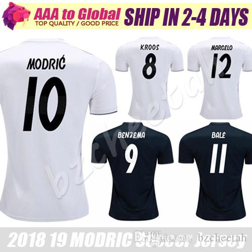 2019 Jersey Real 2019 Madrid Limited Collection Jersey MODRIC BENZEMA KROOS  BALE SERGIO RAMOS Football Shirts 18 19 Soccer Jersey From Bzcheetah e7a0a8c72c0b7