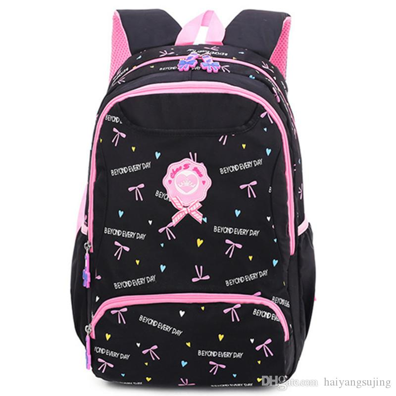2d0f711daa Large Capacity Student Backpack School Bags For Teenager Girls College  Multi Function Laptop Child Book Backpacks Girl Travel Schoolbag Laptop Bags  ...
