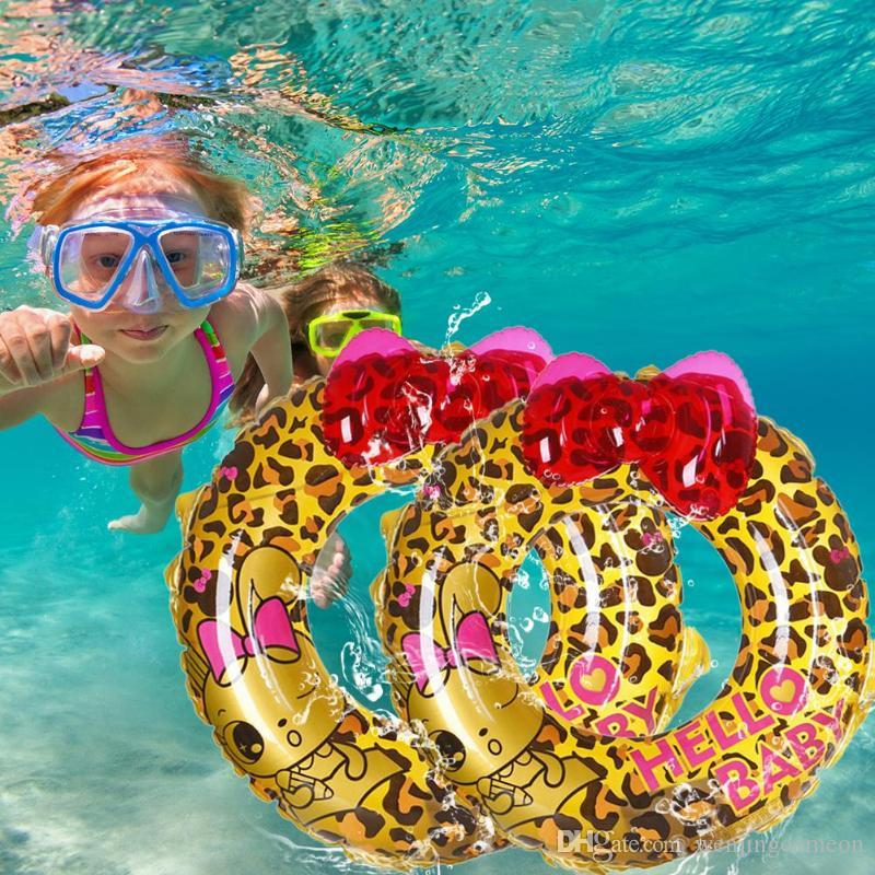 Baby Kids Summer Swimming Circles Inflatable Baby Kids Swimming Ring Infant Swim Float Circle Water Toys Children Float Ring