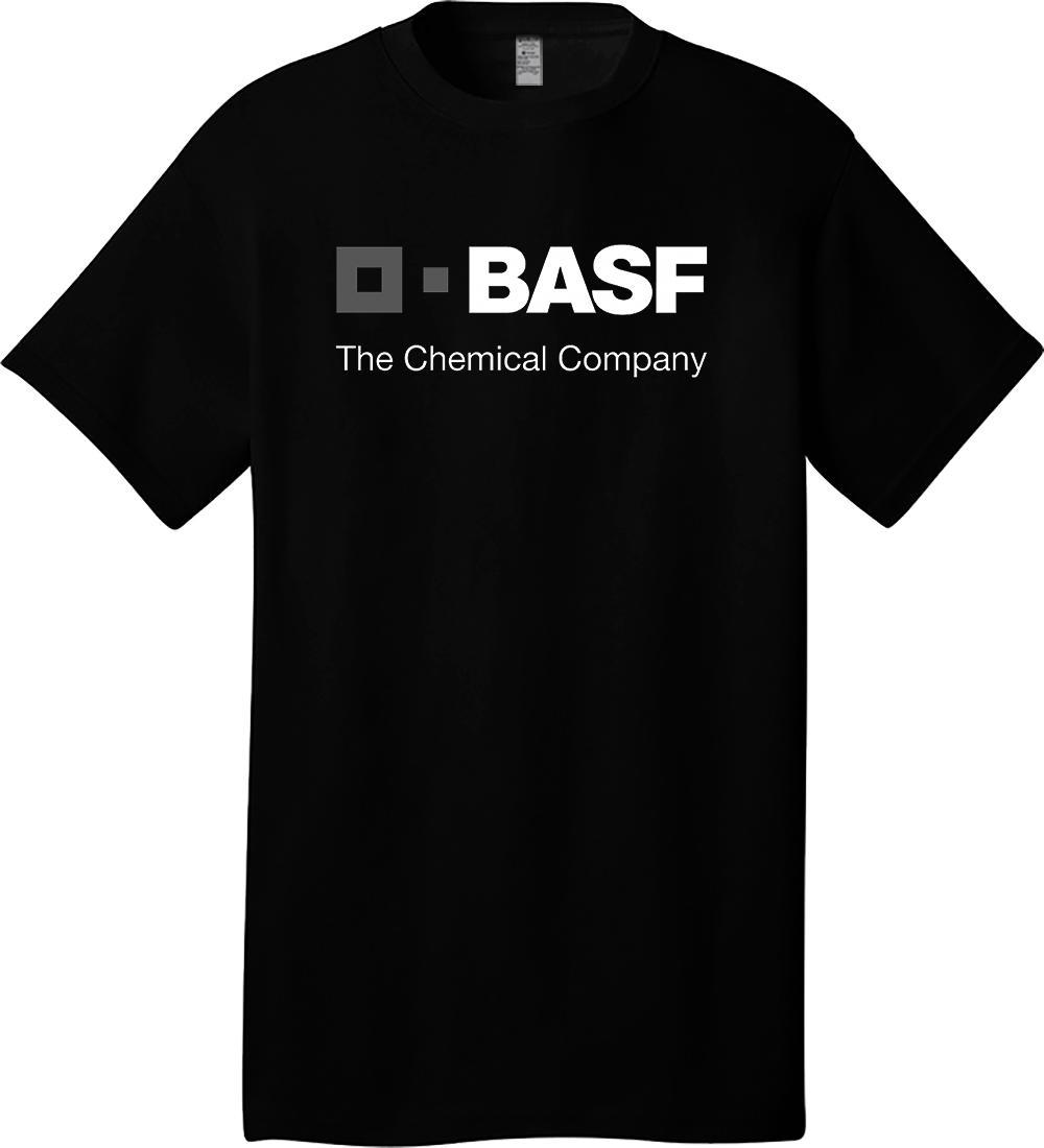 Basf The Chemical Company Corporate 1 A New T Shirt T Shirts And