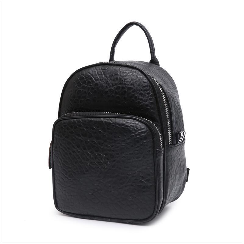 Designer Genuine PU Leather Backpack Best Selling High Quality ... 0815edb42b577