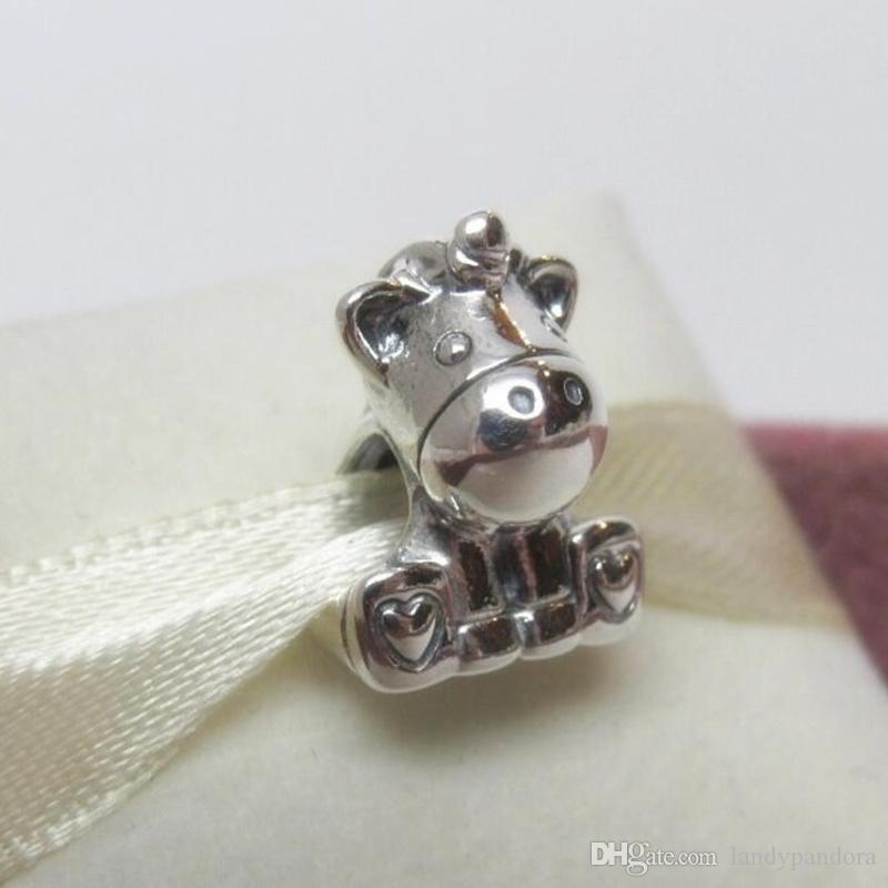 Jewelry & Accessories New 925 Sterling Silver Cute Monkey Pendant Bead Fit Original Pandora Bracelet Necklace Animal Enamel Charm For Girl Diy Jewelry In Many Styles