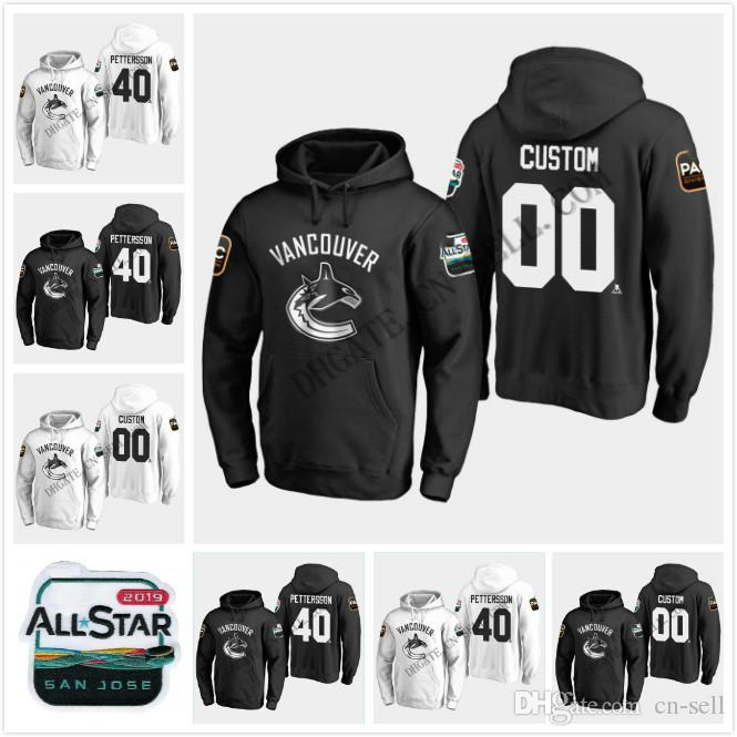 381da75f 40 Elias Pettersson Vancouver Canucks 2019 All-Star Game Hoodie ...