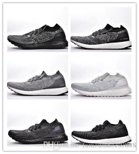 71fd522967d15 2019 High Quality Ultraboost Uncaged Running Shoes Men Women Ultra Boost  Primeknit Runs Athletic Shoes From Famousshoes0808