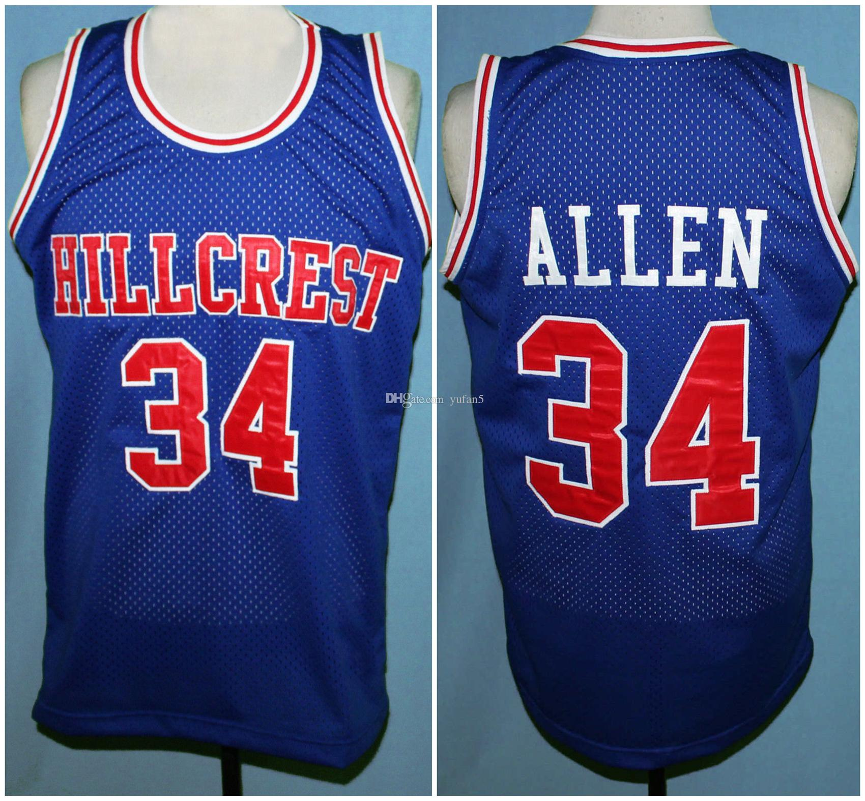 separation shoes 66426 ba8ad ray allen high school jersey