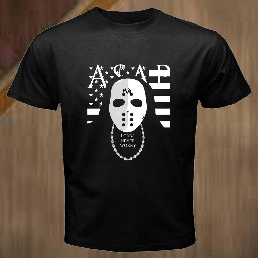 e28ee90d1839 Asap Rocky 06 Asap Mob White T Shirt Black Aku Printed Shirts Design Shirts  From Joyfulandhappy57, $11.63| DHgate.Com