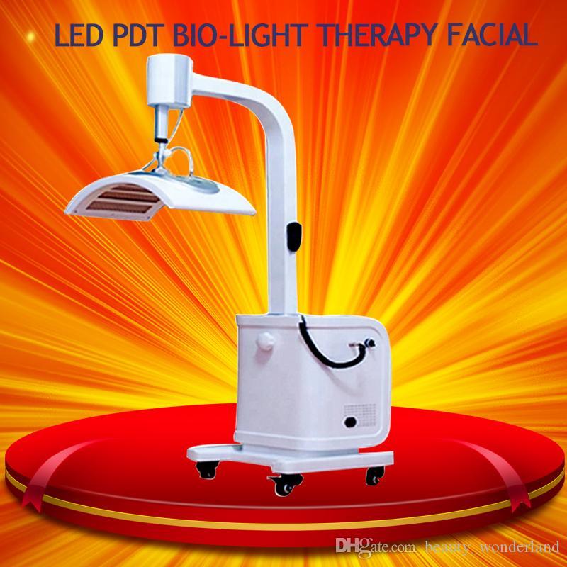 Peau Populaire La Pdt Thérapie Haute 2019 Blanchissant Du Rajeunissement De Led Visage Lampe Lumière Spa Beauté Qualité 1260 Bio N0OwXk8nP