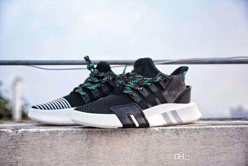 finest selection 435b5 9c993 2019 Adidas EQT Bask ADV Runing Shoes Bask Support Future 93 17 Scarpe  casual Uomo Donna Sport Knit Chaussures Designer Sneakers Scarpe da  ginnastica ...