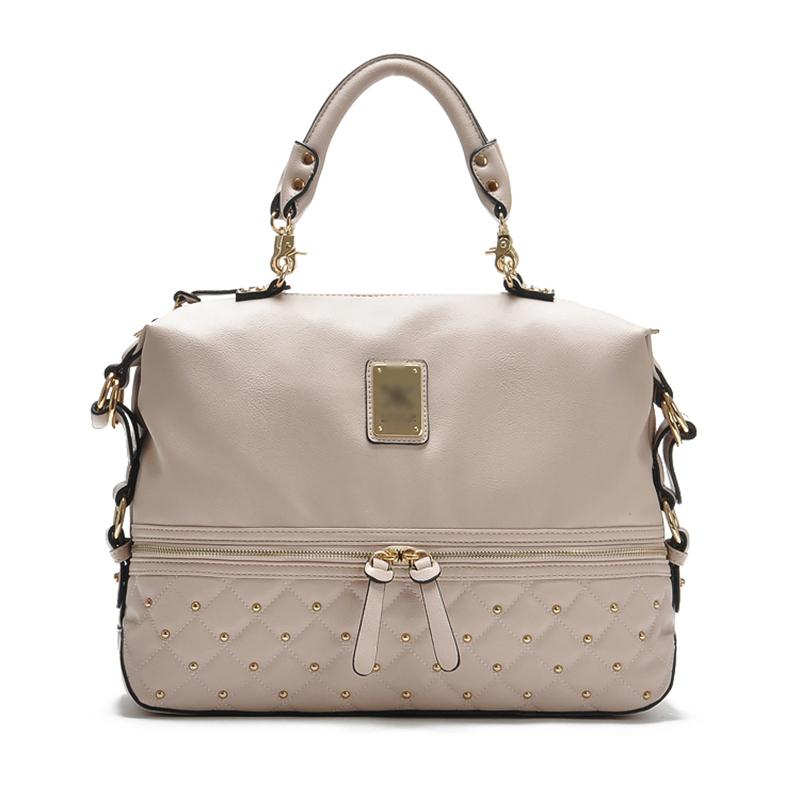 K 2019 Women Shoulder Bag Designer Handbags Women Rivet Fashion Bucket Gold  Chain Messenger Bags Hot Sale Fast Shipping Leather Bags For Women Womens  Bags ... efa5e0ddbb