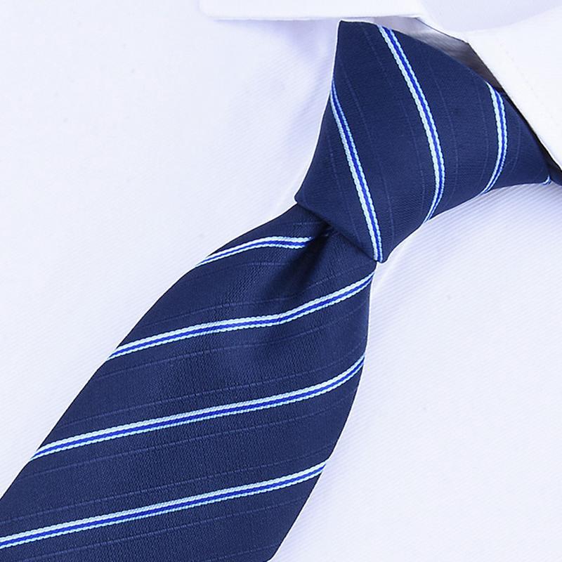 0cde5e0379b68 Acheter Hommes Cravates Cravate 8 Cm Classique Hommes Vestidos D'affaires  De Mariage Formel Cravate Rouge Cravate À Rayures Cravate Noire Chemise  Robe ...