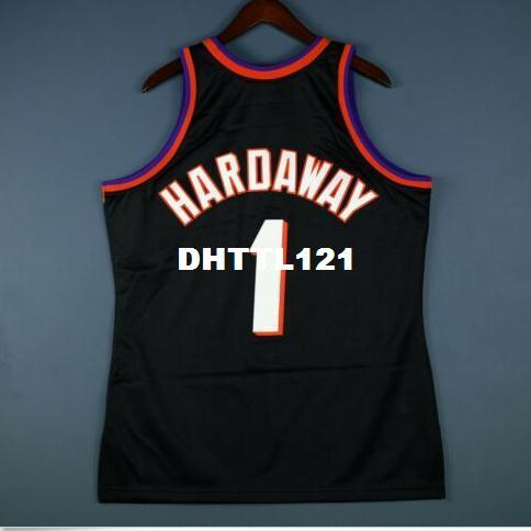 buy popular bd7db 58e6f Men Penny Hardaway Mitchell & Ness 99 00 College Jersey Full embroidery  Size S-4XL or custom any name or number jersey