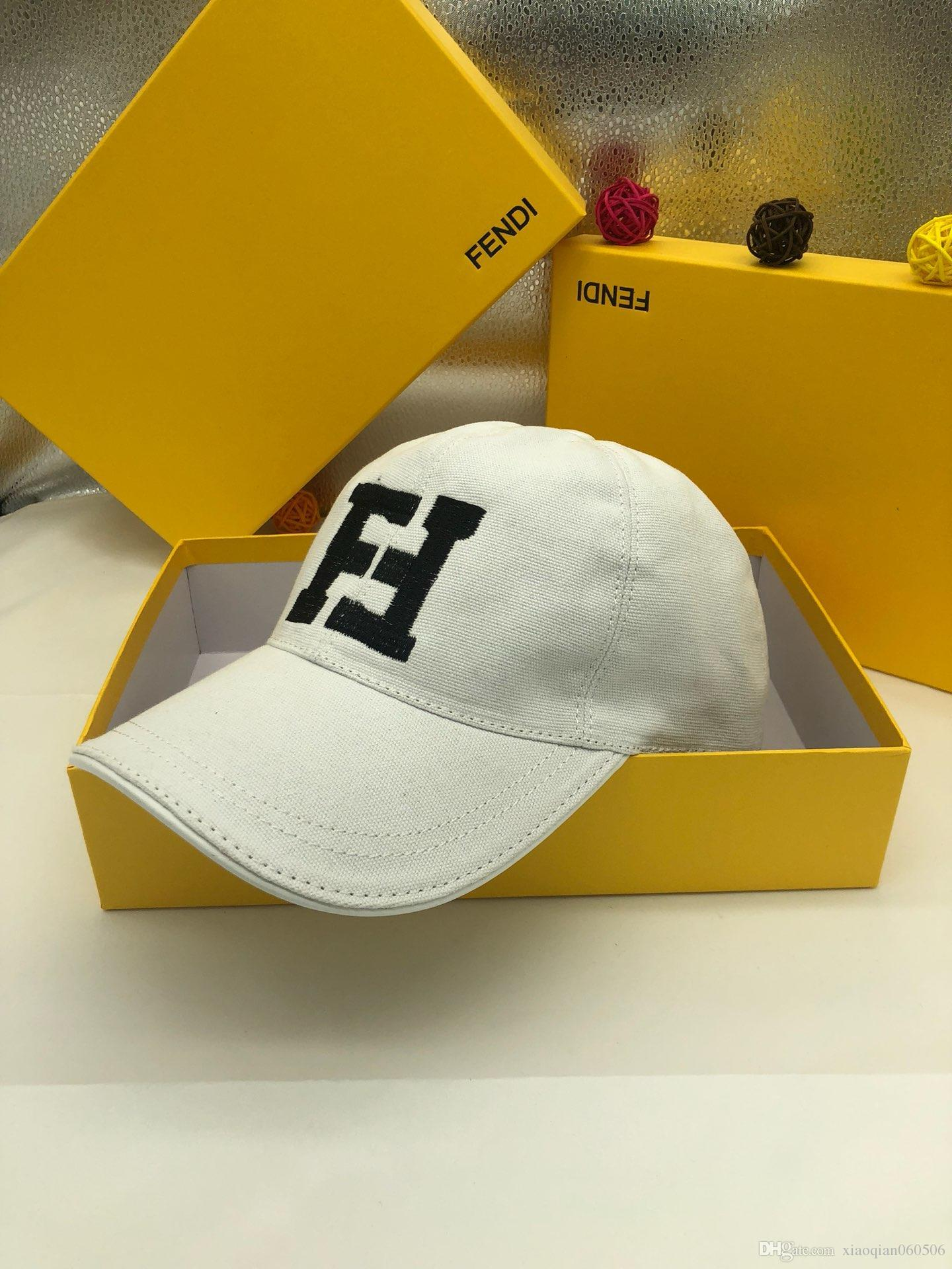 1890bd71d77bd 2019 new brand men s designer hat snapback baseball cap luxury ladies  fashion hat four seasons truck driver ladies causal ball cap high qual