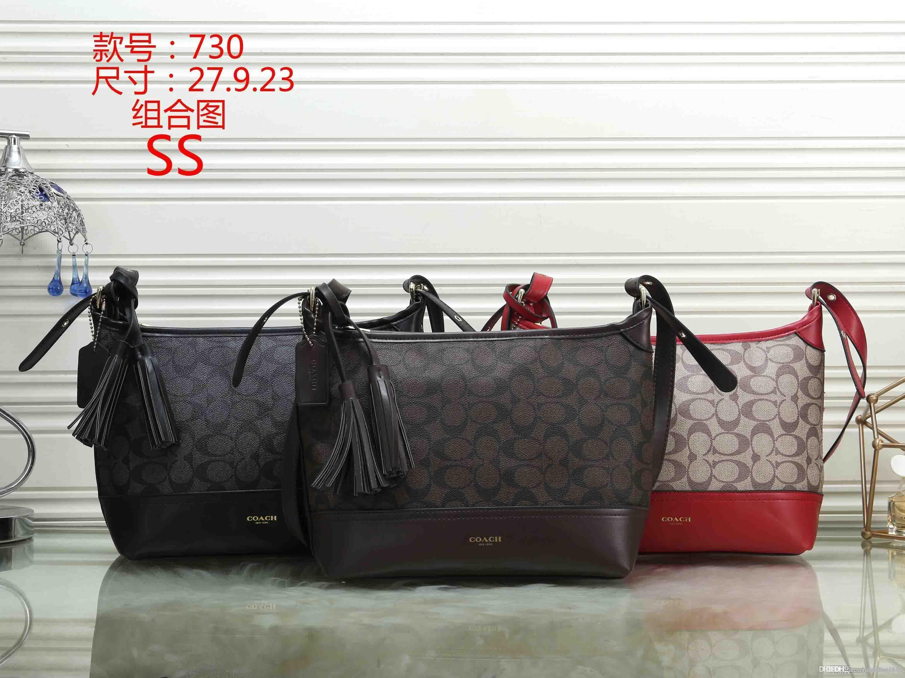 e3591e0768 2019 MK 730 SS NEW Styles Fashion Bags Ladies Handbags Designer Bags Women  Tote Bag Luxury Brands Bags Single Shoulder Bag From A1handbag