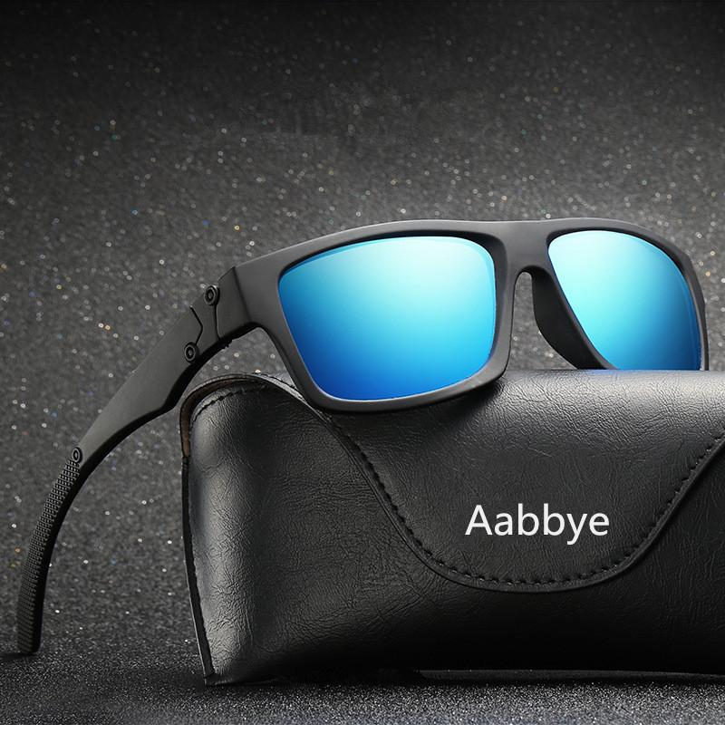 1ea320a997 Aabbye 2018 Brand New Polarized Sunglasses Men Black Cool Travel Sun  Glasses High Quality Fishing Eyewear Oculos Gafas Sunglasses Sale Kids  Sunglasses From ...