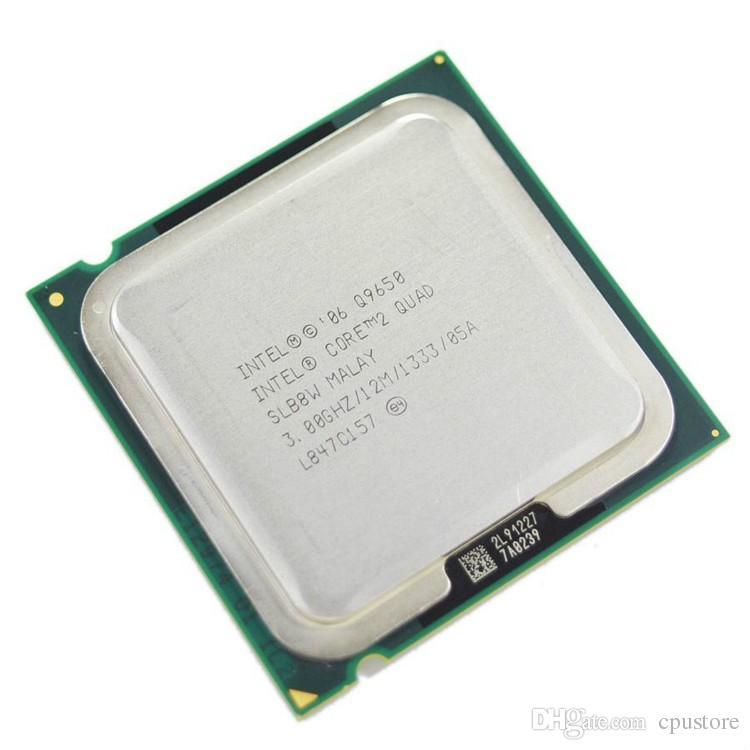 core 2 quad q9650
