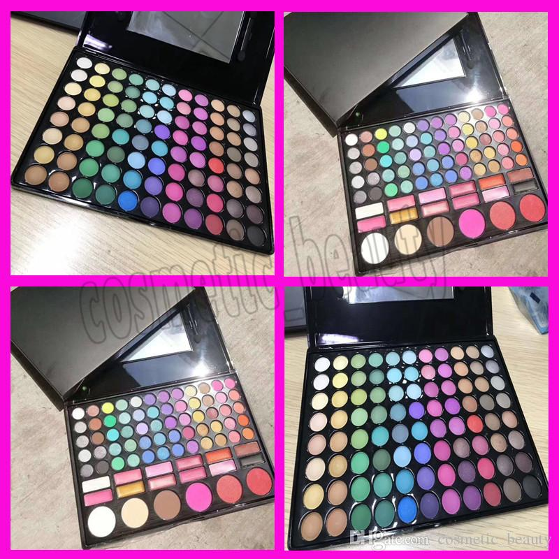 M Brand makeup 88 Colors 78 Colors Matt Eye Shadow Colorful Palette Eyeshadow Matte Cosmetic Shimmer Eye Shadow Eye Makeup Palette