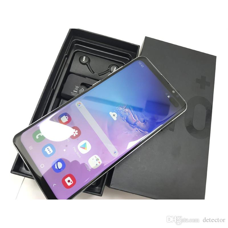 New Full screen 6.4 inch Surface s10 plus 1G RAM 8GB ROM andriod 6.0 smartphone HD Curved Metal Frame 3G WCDMA