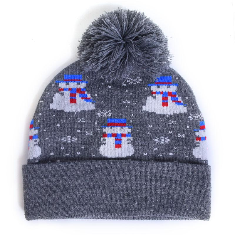 Compre invierno mujer beanie sombreros de dibujos animados jpg 800x800 Mujer  gorras para dama aa1af0ffc06