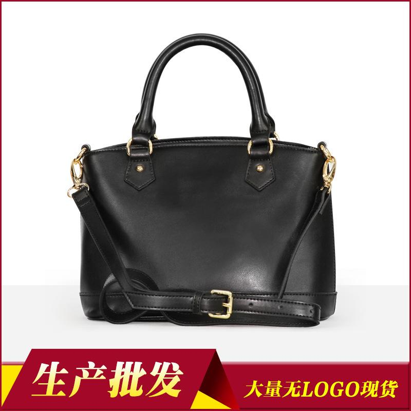 8bf899c051bc Charm2019 Pattern Classic Type Genuine Leather Wide Beautiful China Brand  Woman Package Quality Goods Handbag Production Handbags On Sale Leather Bags  From ...