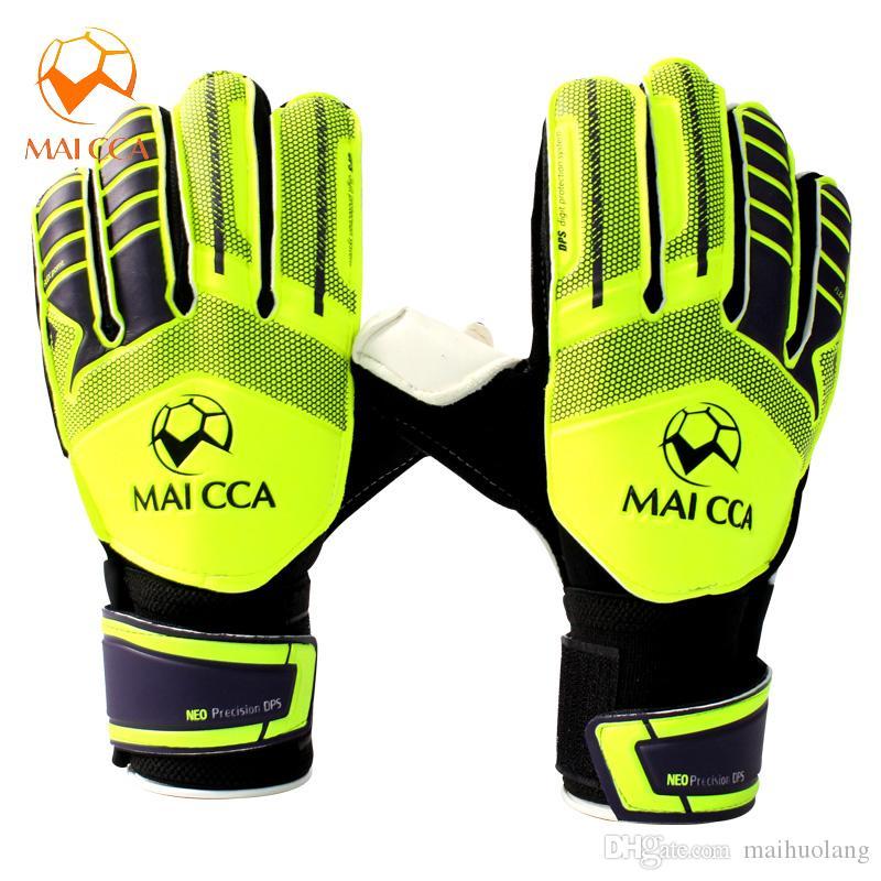 2019 Hot Sports Gloves For Children Adult Soccer Football Training