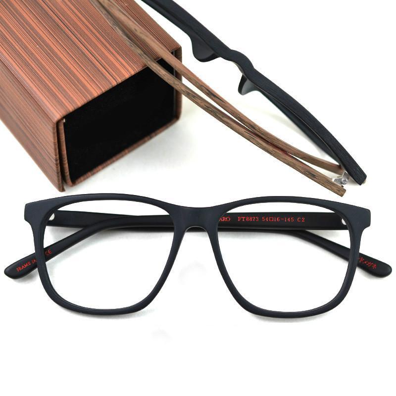 ef62cda7451 Fujii Taro High-grade Plate Glasses Frame Men s Large Frame Handmade ...