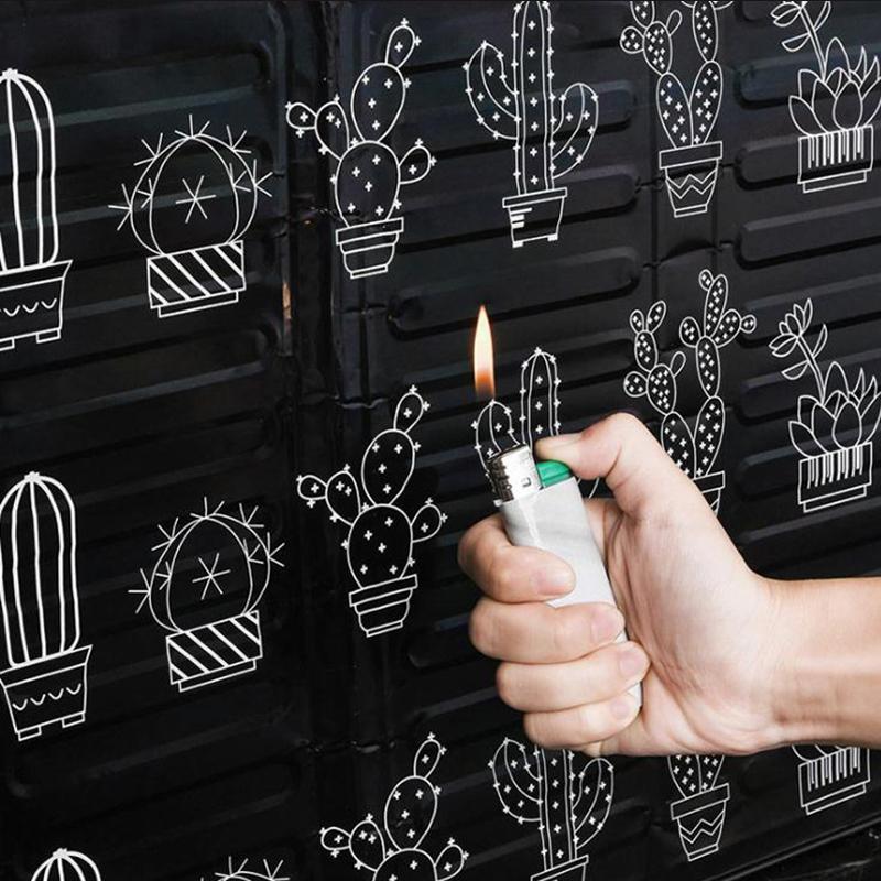 Kitchen Grease Aluminum Foil Insulation Block Oil Splash Board Cooking Hot Baffle Tin Foil Sheet Aluminum Foil